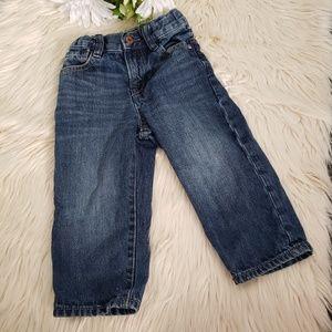 GAP 1969 loose kids denim jeans 18-24 months